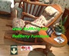 wooden glidering chair
