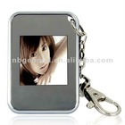 1.5 inch thin box key chain digital photo frame album
