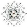 Quartz JT1209 metal wall clock home decoration