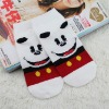 GJ-017 2011 fashional charming animal face sock with various novel designs available