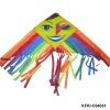 smile face design kite