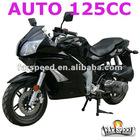 CVT motorcycle
