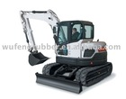 Engineering Excavator Rubber Crawler
