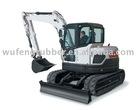 Engineering Excavator Rubber Crawler