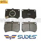 D968 DODGE/JAGUAR Brake Pad