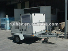 Mobile Atmospheric Water Generator
