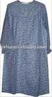 Women's flannel nightgown