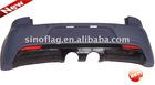 USE FOR VW GOLF6-R20 REAR BUMPER