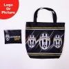 600D polyester reusable shopping bag