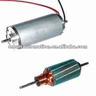 30ZYT cage brush dc motor, option for EMI/RFI suppression