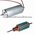 30ZYT cage brush dc motor, option for EMI/RFI suppression