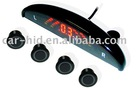auto parking sensor+parking radar+car reversing aid Wholesale price!!