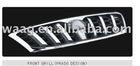 90033-ABS Chrome Grille For Toyota Hilux Vigo 05-08