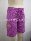Good quality custom Ladies shorts