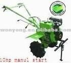 9.0hp manul start diesel rotary tiller