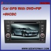 Car GPS navigation for AUDI A4(EW-SA702DG)