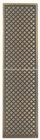 Wooden door aluminum pull handle ZW-9068