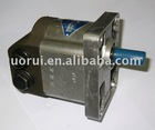 Constant flow gear pump