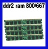 cheapest price desktop DDR2 RAM 800mhz 2GB