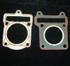 motorcycle cylindr gasket ZY125