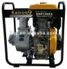 household air-cooled 4 stroke SDP100CL diesel water pump