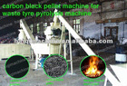 NEW waste tire pyrolysis machine for carbon black processing machine
