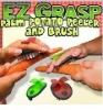 EZ Grasp Peeler And Brush