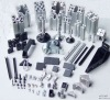 Various Aluminum Profile/extrusion/extruded sections (manufacturer)