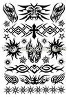 Good Quality Tattoo Sticker