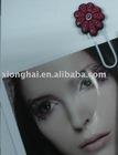beautiful decorated bookmark ,CLIP bookmark