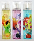 2012 new 250ml refreshing body/hair spray/mist