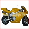 2012 hot sell 49CC pocket bike (HDGS-801)