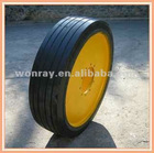 12.00-20/14.00-20 Molded Solid Tire with Rims
