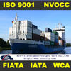Freight forwarder from America/Europe to China