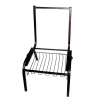 metal church chair frame