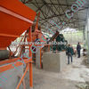 High efficient Automatic JZG2 Vacuum extruding brick making machine
