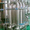 Vinegar clarification by ceramic membrane