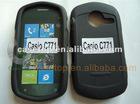 silicone gel case for Casio C771