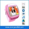 1.5inch touch screen MQ007 Watch mobile phone With 1.3MP Camera Bluetooth