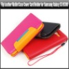 NEW Flip PU Leather Wallet Case Cover Card Holder for Samsung Galaxy S3 i9300 i747 T999 Durable Black,YAP514A