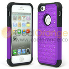 Hot Selling 3-IN-1 starry diamond pattern Case for iPhone 5