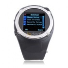 Sports Style 1.5 Inch Touchscreen Cell Phone Watch + Camera (Quad band)