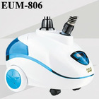 EUM806 new lcd touch screen foot steamer