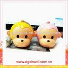 The monkey baby toy mini portable speakers
