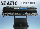 compatible toner cartridge for Dell 1100 Black Guaranteed 100%