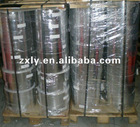 1235 O golden/silver aluminum foil paper for cigarette packaging