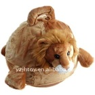Bouncing Ball Toy,Plush Jumping Lion Bouncing Ball Baby Toy