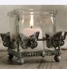 Butterfly Votive Candle Holder