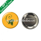 decorative Tin button pin