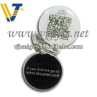 Aluminum laser pet id dogs for pet product